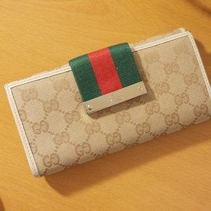 Used wallet